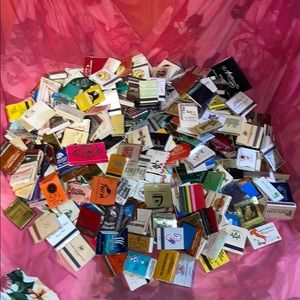 150+ vintage matches